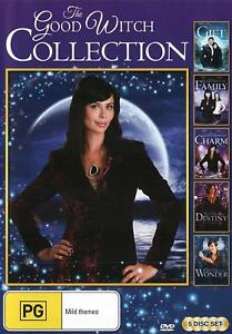 THE GOOD WITCH COLLECTION (Region 4) [DVD] Gift Family Charm Destiny Wonder