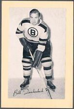 1944-63 Beehive Hockey Premium Group 2 Boston Bruins #60 Bill Quackenbush