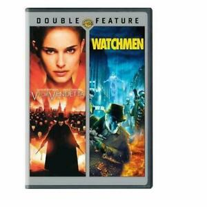 V for Vendetta / Watchmen (DVD) (DBFE), Good DVD, ,