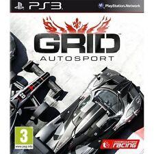 PlayStation 3 GRID: Autosport (PS3) COMPLETE MINT