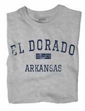 El Dorado Arkansas AR T-Shirt EST