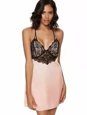 Ann Summers Rosie Chemise in Black & Shell RRP £40 BNWOT size 10