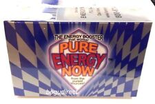 6 BOXES PURE ENERGY NOW, EACH BOX HAS 24 PKS OF 3 ct. TOTAL 432 PILLS