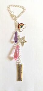 Car mirror hanging charm accessories drive safe gifts