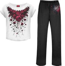 Floral Regular Size Short Pyjama Sets for Women