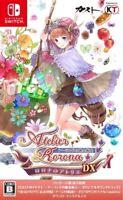 Nintendo Switch Atelier Rorona The Alchemist of Arland DX Japan 4988615114182