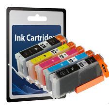 1 Set Ink Cartridges for Canon MG5750 MG5751 MG5752 MG5753 MG6850 MG6851