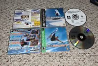 Cool Boarders  2 & 3 Sony PlayStation 1 PS1 Lot Bundle