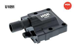 NGK Ignition Coil U1091 fits Toyota Celica 2.0 GTi, 2.0 GTi (ST182), 2.0 Turb...