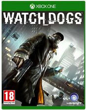 Watch Dogs-Xbox One * En Buen Estado *