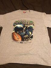 Men's San Diego Chargers XL T-Shirt VF Imagewear