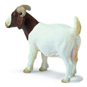 Schleich 13259 Boer Nanny Goat Farm Life Figurine Replica retired farmlife toy