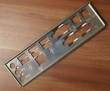 Seltene Mainboard Blende IO I/O Shield Backplate Nr.16 (A3)