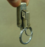 Stainless steel Belt Clip for 38mm Belt Key Holder Keychain ring KC110