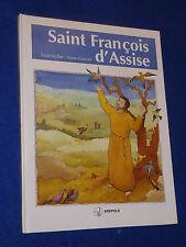 SAINT st FRANCOIS D'ASSISE 1182-1226 alain VALLET anne GRAVIER brepols 1997