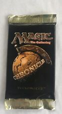 1 Chronicles Sealed Booster Pack Mtg Magic English Fresh from Box.