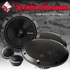 Rockford Fosgate Prime R1 Serie R165-S 16,5cm 2 Wege Kompo Lautsprecher Set
