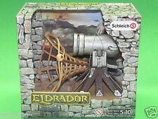 Schleich Ritterwelt ELDRADOR 42222 Kanone Blitzversand per DHL-Paket