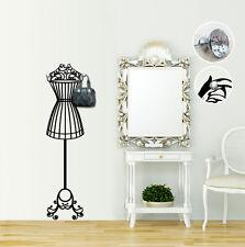 00523 Wall Sticker 3 Pomelli Swarovski Atelier appendiabiti gioiello 39x160cm