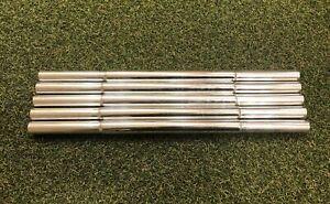 "(10) Premium Stainless Steel Golf Shaft Iron Extender Extensions 3"""