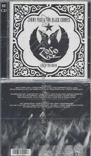 CD--JIMMY PAGE & THE BLACK CROWES--LIVE AT THE GREEK| DOPPEL-CD