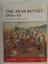 Osprey: The Arab Revolt 1916-18 (Campaign 202)