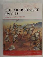 Osprey: The Arab Revolt 1916-18 (Campaign 202) World War One