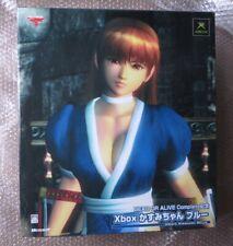 Microsoft Xbox Kasumi Blue Dead or Alive Console! Boxed! VERY RARE! Tested FS