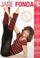 Jane Fonda's Original Workout Fonda Fondas New DVD Region 4