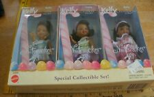 Barbie Kelly NUTCRACKER set of 3 2001 Mattel MIB doll set