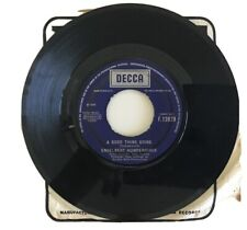 """Engelbert Humperdinck 7"""" A Good Thing Going/The Way It Used To Be Decca 1969"""