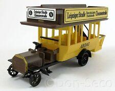 VEB Plastspielwaren Berlin Alt-Berliner Bus Daimler 1911 ABOAG