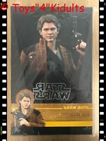 Hot Toys MMS 491 Solo A Star Wars Story Han Solo 1/6 Figure Normal Version NEW