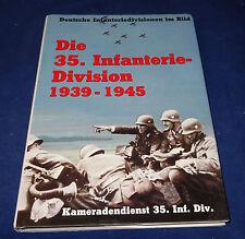 Die 35. Infanterie-Division 1939-1945