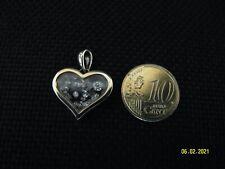 Diamant Anhänger Herz 585 Gelbgold & Diamanten 0,50ct