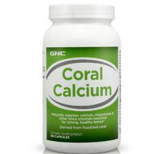 GNC Coral Calcium 180 Capsules