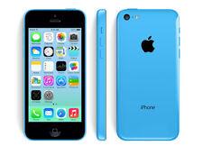 Unlocked Blue Apple iPhone 5C 16GB Smartphone GSM Worldwide 3G/4G LTE USGA