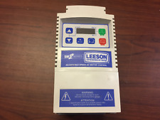 LEESON ELECTRIC CO 174608.00 240 Volt 1 or 3 phase in 1 HP 230 out AC Drive