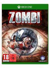 Xbox One game Zombi New
