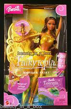 "KindLee Wonder Fairy Barbie Doll Fairytopia AA African """