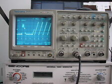 TEKTRONIX 2440 300MHz OSCILLOSCOPE; refurb, cal, guaranty, opt.5tv avail @>BIN