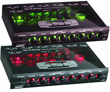 New listing S4Eq Soundstorm Audio 4 Band Graphic Equalizer, w- Subwoofer Crossover & Remote
