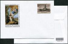 2012 Intero Postale V Cent. Liberazione San Girolamo Miani CODICE A BARRE 1481