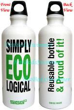 SIGG Limited Ed Screw-Top Bottle EcoLogical POI 0.6L