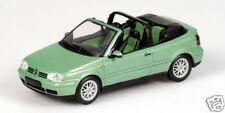 "VW Golf IV Cabrio ""Metallic Green"" 1999 (Minichamps 1:43 / )"