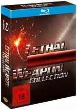 Fsk18- Lethal Weapon 1-4 Collection (blu-ray Video)