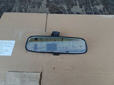 FORD FOCUS FIESTA  MK2 BLACK REAR VIEW MIRROR 2006-08  E9 014276