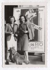 PHOTO ANCIENNE Affiche Film L'Étoile de Rio Karl Anton La JANA Vers 1940 Cinéma
