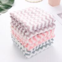 Fournitures de cuisine Tampon de lavage Chiffon Tissu de nettoyage Serviette