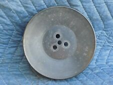 Emissions Smog Pump AIR Injection Pulley 1989 C4 Corvette OEM 14101167